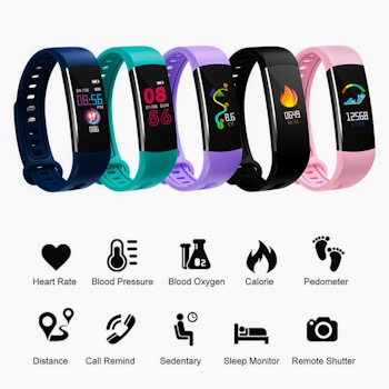 moreFit Kids Fitness Tracker