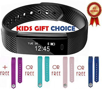 Trendy Pro Fitness Tracker for Kids