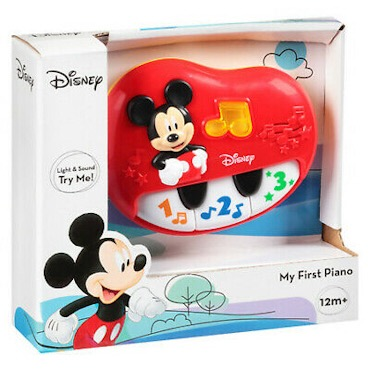 Disney Mickey Mouse My First Piano