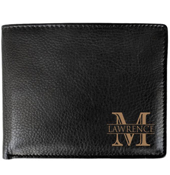 Personalized-One-Black-Wallet-Groomsman